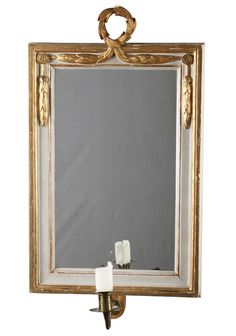 Antique Swedish Mirror | Lars Bolander | @Rafael Dering Hall
