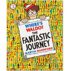 Where's Waldo books were wildly popular