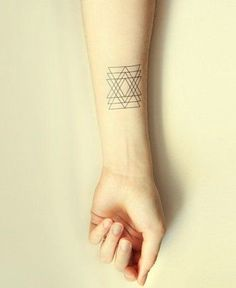 #triangles #tattoos #trianglestattoo