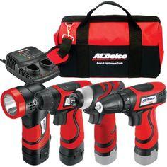 ACDelco Air Drill