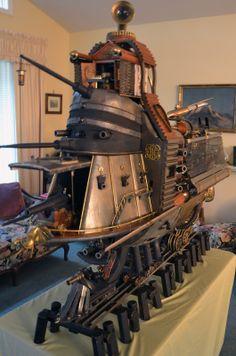 War machine  http://arteros1.blogspot.com/