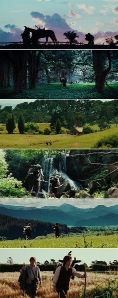 Remember what Bilbo used to say: It's a dangerous business, Frodo, going out your door. You step onto the road, and if you don't keep your feet, there's no knowing where you might be swept off to.