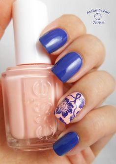 Easy Nail Designs for Beginners that are so cute and simple that you can do it yourself...browse for more and enjoy.