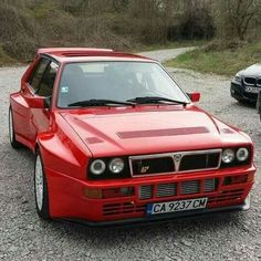 Lancia - Autos - - New Ideas Rally Car, Car Car, Retro Cars, Vintage Cars, Van 4x4, Carros Suv, Lancia Delta, Alfa Romeo, Sweet Cars
