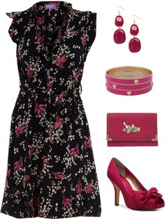 """""""Dinner for Two"""" by yellowbells on Polyvore"""