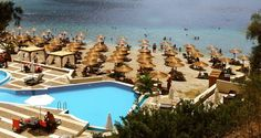 Blue Green Bay in Panormos Beach, Skopelos, Greece | Book Online