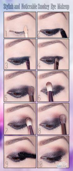 Smokey eye 2