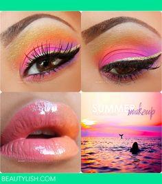 Summer makeup | Palmira T.'s Photo | Beautylish