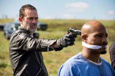 Negan & Gabriel | The Walking Dead: Season 8