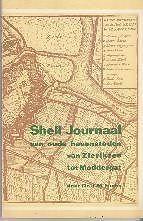 Shell Journaal van oude havensteden Zierikzee tot Moddergat. Te koop via marktplaats.nl, vraagprijs 4 euro.