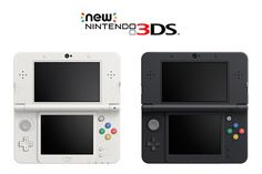 the new Nintendo 3DS - love the retro Super Famicom style buttons! #singapore infinitz