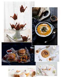 """Le blog cuisine """"Carnets parisiens"""""""