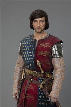 Blake Ritson as Edward III in World Without End (2012)