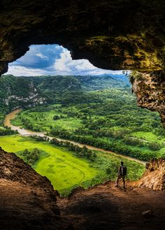 The Window Cave, Puerto Rico