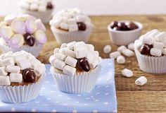 Schaapjescupcakes met kokos