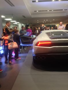 The Crowd Stuck With the Huracan All Night