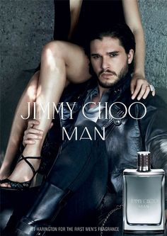 Kit Harington Smolders as the Face of Jimmy Choo's First Men's Fragrance from InStyle.com