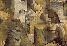 Cubismo analítico, el análisis estructural