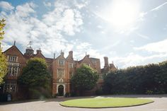 Beautiful Great Fosters Hotel near Egham in Surrey. The perfect wedding venue. #wedding #venues #Surrey #photography #barns #history #gardens #grounds