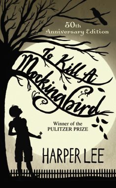 50th anniversary edition of To Kill a Mockingbird - gorgeous.