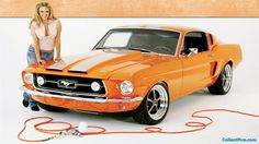 Muscle Car | Muscle cars wallpaper girls girl wallpapers Cars HD Wallpaper ...