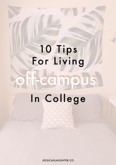 Tips For Living Off-campus In College by Emily Lam& Apr 6 Views& This is a sponsored post written by me on behalf of CORT. All opinions are mine. First College Apartment, College House, College Apartments, College Life, College Girls, Study College, Uk College, College Closet, College Apartment Checklist