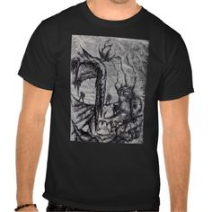 ice cave T shirt