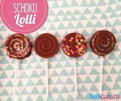 Schoko-Lolli – BackGAUDI