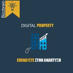 Digital Property Development for Business  #digitalproperty #digitalmarketing #bizzbrain #bizz