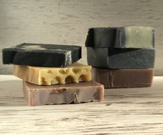 Soap Samples  organic oils homemade all natural by PureNakedSoap