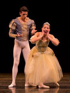 Princess Maria and Prince Ricardo!