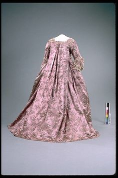 Robe a la francaise ca. 1760-70