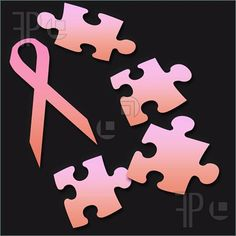 breast cancer ribbon background - Google Search