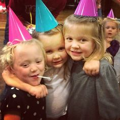 For eight days of every year, the three youngest Duggar girls--Jordyn, Mackynzie, and Josie--are all the same age. Mackynzie turned four on. Big Family, Family Life, Duggar Girls, Duggar Family Blog, Dugger Family, 19 Kids And Counting, Bates Family, John David, Reality Tv