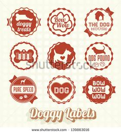 dog logos for business - Google Search