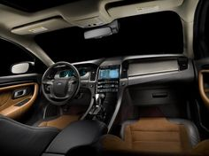 Ford Taurus SHO Interior