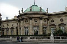 18TH CENTURY, France - Pierre Rousseau: 1751-1810, Le palais de la Légion d'honneur (hôtel de Salm), 1783, Paris