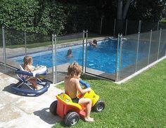 BABYSAFE cercos para pileta - seguridad de niños | SEGURIDAD