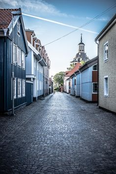 Västervik (Photo: Twitter @Sweden /Per)