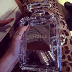 Chanel perfume. Never, ever tried this stuff. want to though.