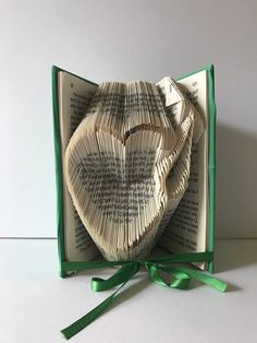 Heart Stethoscope Book Fold Doctor Nurse Medicine Personalized Unique Bookend Office Lobby Birthday Retirement Party Centerpiece Home Decor by GiftwithTreasures on Etsy