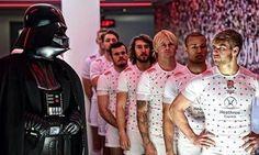 Darth Vader se pasa al rugby