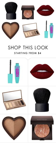 """""""Friday"""" by julietoft on Polyvore featuring beauty, Lime Crime, Urban Decay, NARS Cosmetics and Laura Mercier"""