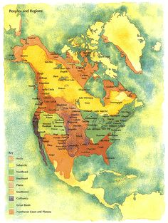 Map of Indigenous Peoples | First Peoples Voices