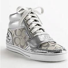These are all glittery and girly. Just  how I like 'em.