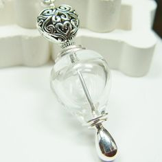 PRECIOUS by Clearly Loved Hollow Glass Cremation by ClearlyLoved