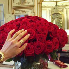Louis Vuitton Chaine wallet, Jo gold ring, Repossi Berbère 18K gold ring