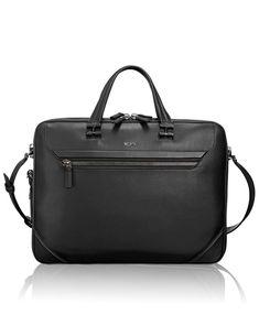 Collins Leather Brief - Ashton - Tumi United States. TumiLeather BriefcaseCanvas  ... b33d772b92b4c