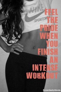 Do you feel the same when after completing your workout? #Motivation #Inspiration #Workout #Exercise #Fitness