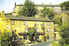Last of the Summer Wine - White Horse Pub Yorkshire England, West Yorkshire, Last Of Summer Wine, British Comedy, Comedy Show, 1 Place, Wine Country, I Movie, Raising